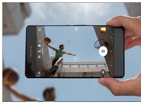 Sony Xperia XA ra mắt: Màn hình 5 inch, thiết kế sang trọng ảnh 6