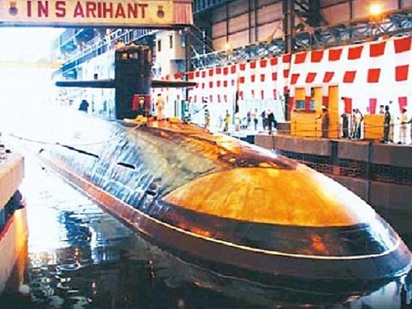Tàu ngầm hật nhân INS Arihant của Ấn Độ