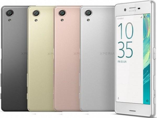 Sony chính thức ra mắt bộ ba: Xperia X, Xperia XA, Xperia X Performance ảnh 1