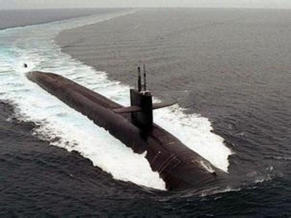 Tàu ngầm hạt nhân lớp Ohio của Mỹ