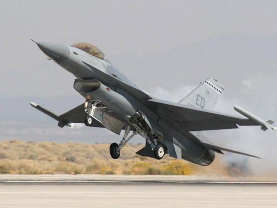 Máy bay F-16 của Mỹ