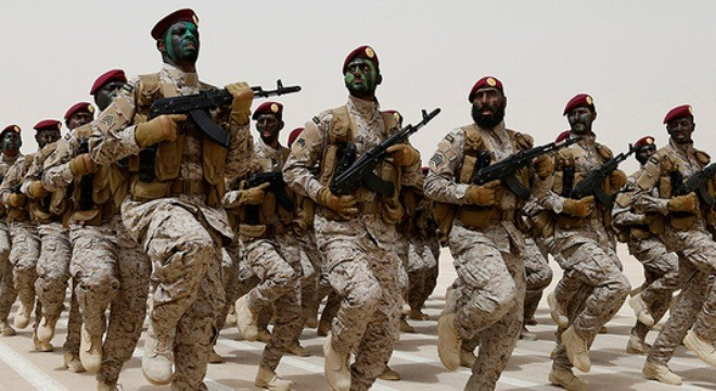 Quân đội Ả Rập Saudi