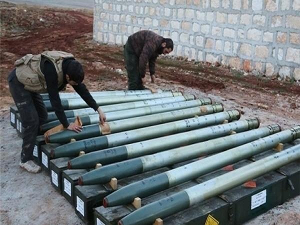 IS vừa nhận thêm vũ khí mới từ Thổ Nhĩ Kỳ?