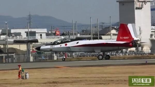 Sau khi Cơ quan chịu trách nhiệm về trang thiết bị quốc phòng Nhật Bản nghiệm thu và tiến hành phân tích đánh giá số liệu, sẽ có quyết định về việc Nhật Bản tự chủ, hay liên doanh với nước khác để nghiên cứu sản xuất máy bay thay thế cho máy bay chiến đấu F-2 của lực lượng phòng vệ Nhật Bản trong tương lai.