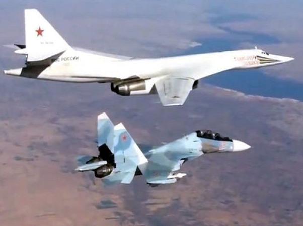 Lực lượng không quân Nga đã thể hiện khả năng tác chiến tầm xa rất mạnh qua chiến dịch quân sự ở Syria