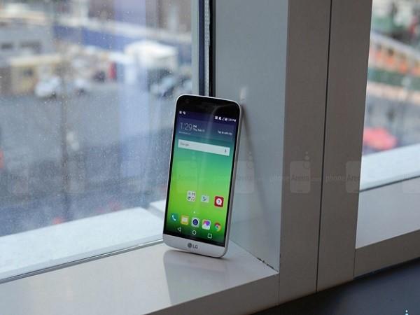 LG G5 có thêm phiên bản cấu hình thấp tại Mỹ ảnh 6