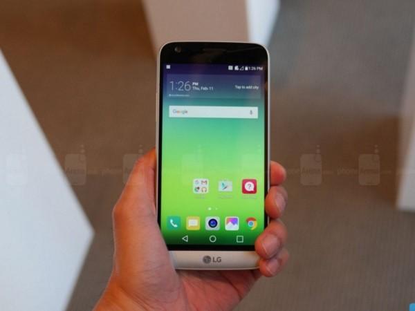 LG G5 có thêm phiên bản cấu hình thấp tại Mỹ ảnh 5