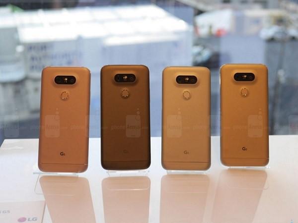 LG G5 có thêm phiên bản cấu hình thấp tại Mỹ ảnh 4