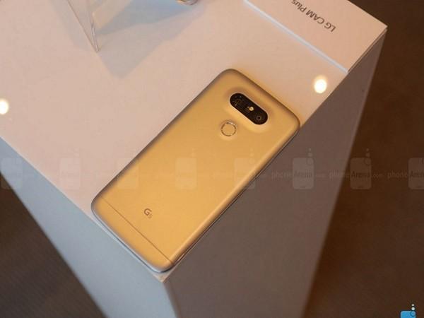LG G5 có thêm phiên bản cấu hình thấp tại Mỹ ảnh 2