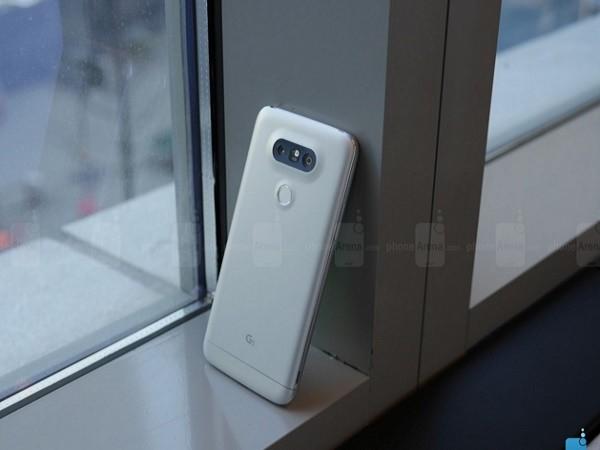 LG G5 có thêm phiên bản cấu hình thấp tại Mỹ ảnh 1