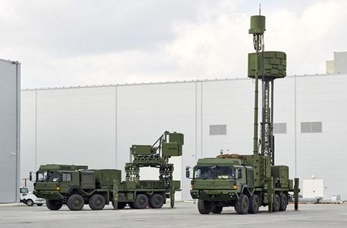 Hệ thống tác chiến điện tử Koral của Thổ Nhĩ Kỳ