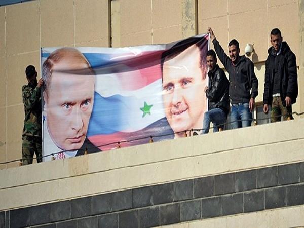 Ông Putin rất được lòng người dân Syria
