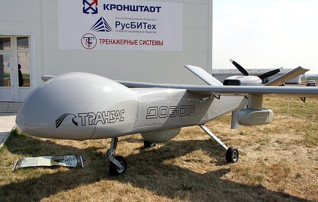 Máy bay trinh sát không người lái Dozor 600 của Nga