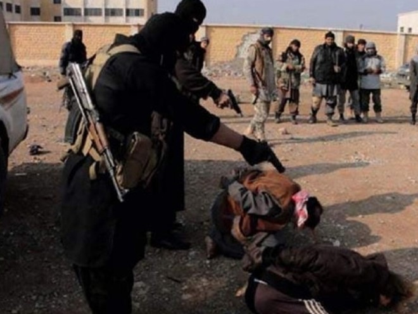 IS điên cuồng hành quyết nhiều tù nhân Iraq