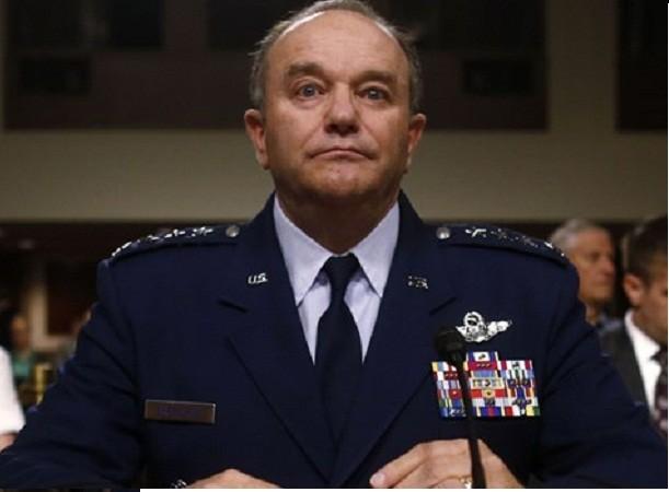 Tướng Philip Breedlove, Tư lệnh các lực lượng NATO tại châu Âu.