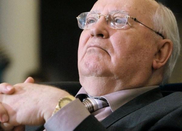 Vị tổng thống đầu tiên và cũng là cuối cùng của đất nước Xô Viết Mikhail Gorbachev