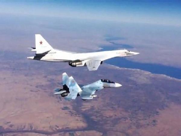 Chiến đấu cơ Nga trên bầu trời Syria
