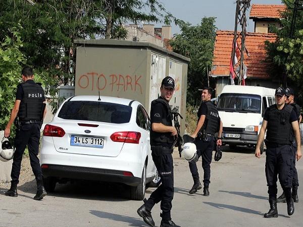 Cảnh sát Thổ Nhĩ Kỳ tăng cường đảm bảo an ninh
