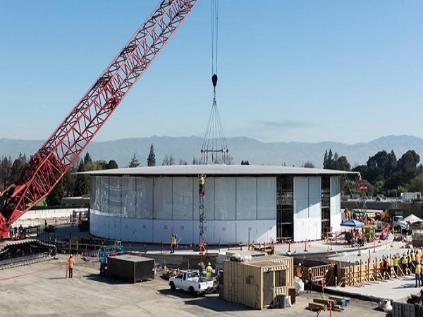 Lộ diện Campus 2, đại bản doanh mới của Apple ảnh 3