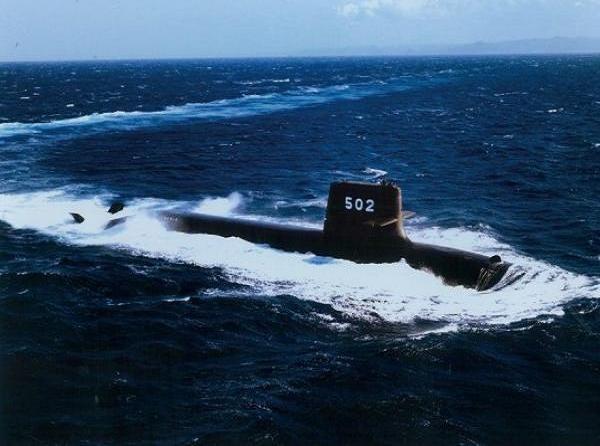 Tàu ngầm lớp Soryu của hải quân Nhật Bản