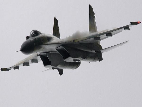 Máy bay chiến đấu đa năng Su-35 của Nga