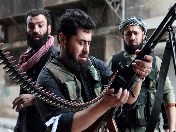Lực lượng nổi dậy Syria