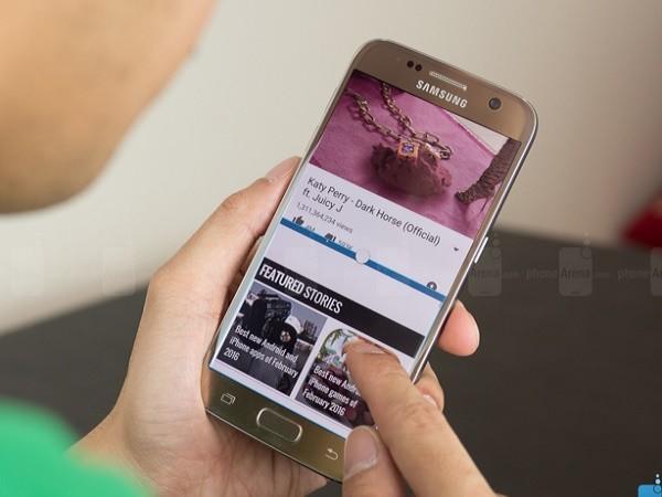 Tại sao nên chọn Galaxy S7? ảnh 2