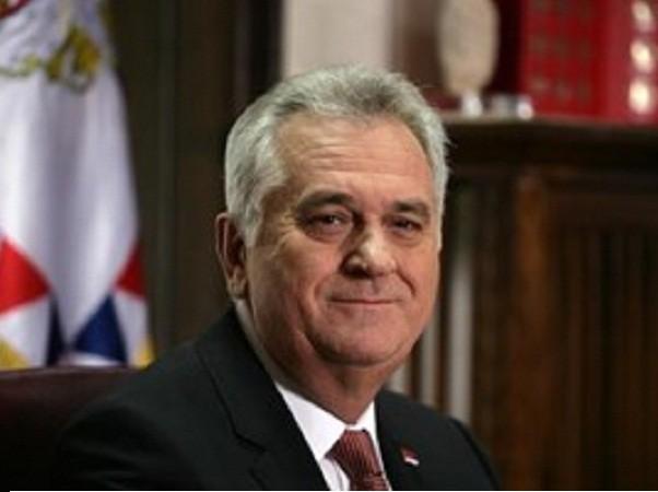 Tổng thống Serbia Tomislav Nikolic