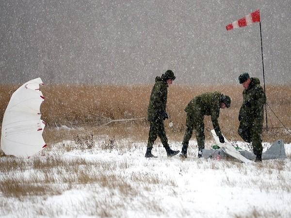 UAV Orlan-10 được thử nghiệm tại khu vực Bắc Cực