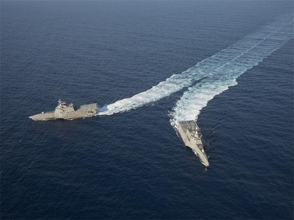 Tàu tác chiến ven bờ lớp LCS của Mỹ