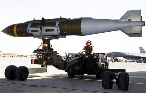 Bom xuyên boongke BLU-109 của Mỹ
