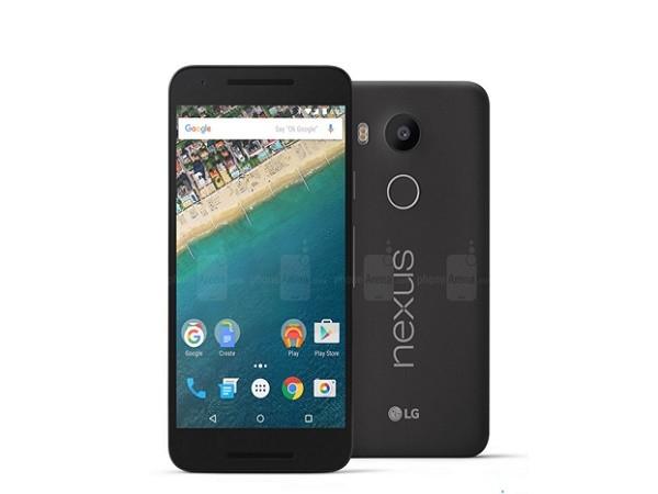 Nexus 5X được cập nhật bảo mật, tăng hiệu năng? ảnh 2