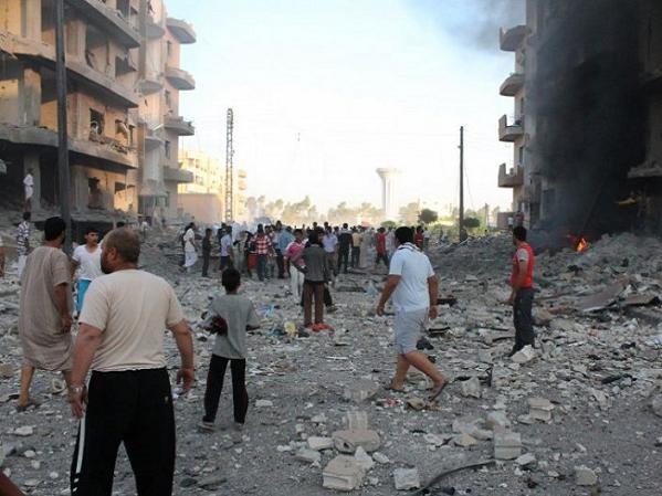 Chưa biết đến bao giờ người dân Syria mới được sống trong hòa bình