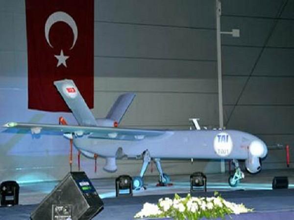 Sản phẩm quốc nội của Thổ Nhĩ Kỳ - Máy bay không người lái ANKA