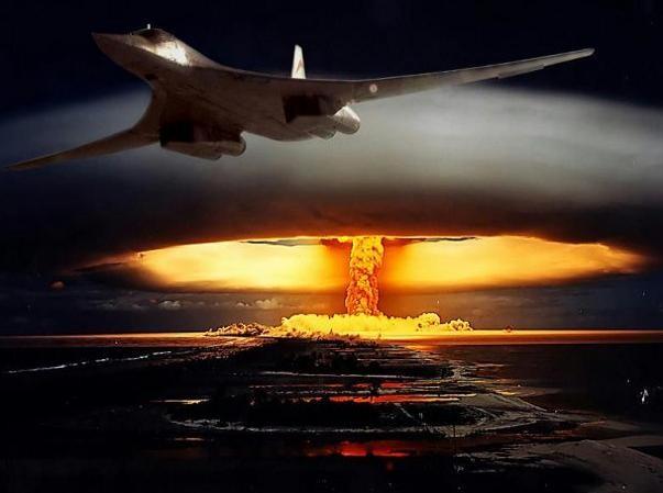Tu-160 là một trong những máy bay ném bom mạnh nhất trong lịch sử quân sự thế giới