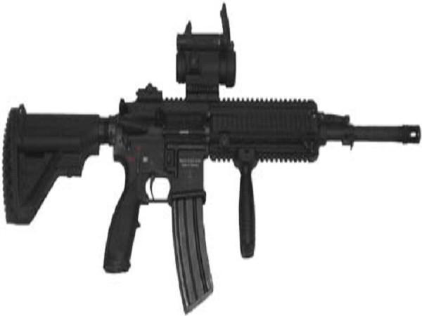Trong năm nay Thổ Nhĩ Kỳ sẽ đi vào sản xuất hàng loạt súng trường mới cho các hoạt động mặt đất