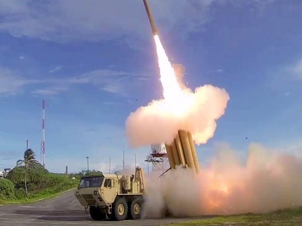 Hệ thống phòng thủ tên lửa THAAD của Mỹ.