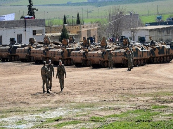 Ankara chưa thể phát động chiến dịch quân sự ở Syria