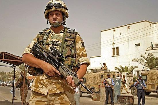 Hiện tại Anh có khoảng 300 nhân viên quân sự tại Iraq