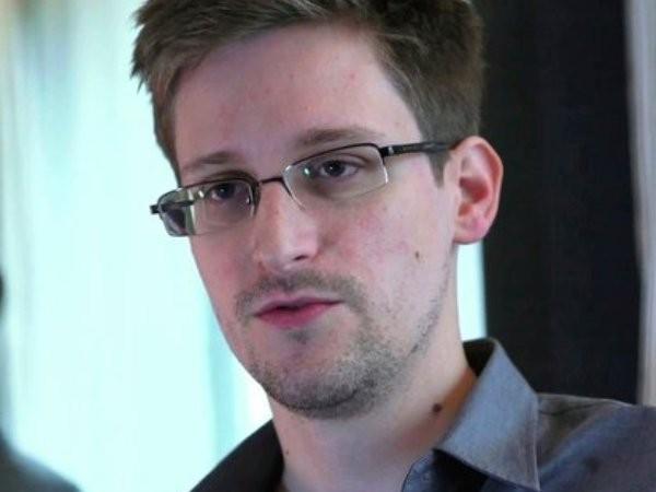 Edward Snowden, cựu nhân viên của NSA
