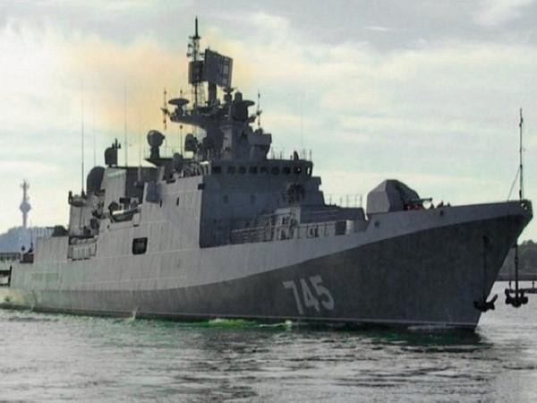Tàu hộ tống Đô đốc Grigorovich của Nga