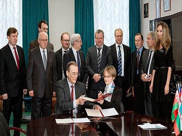 Ekaterina Tikhonova (phía trước, ngồi bên phải), người được cho là con gái út của Tổng thống Nga Putin.