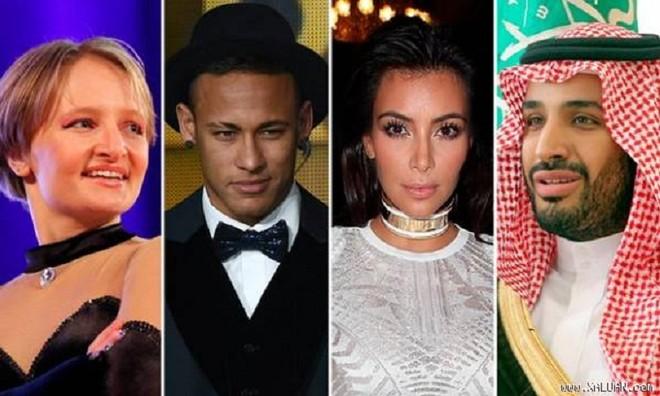 Một số gương mặt trong top 10 người trẻ tuổi có ảnh hưởng nhất thế giới theo bình chọn của Guardian