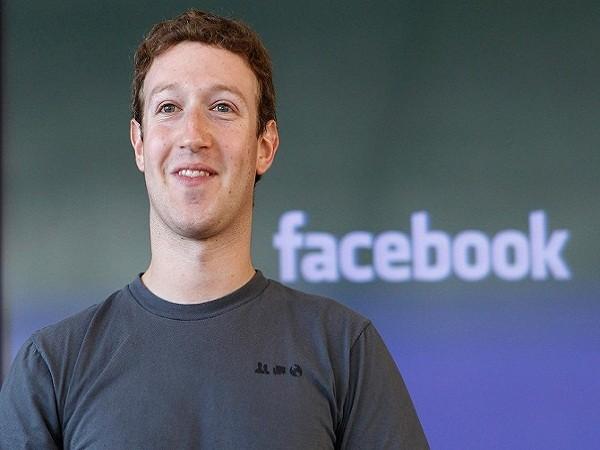 Mark Zuckerberg - nhà sáng lập mạng xã hội Facebook