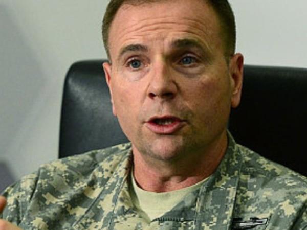 Trung tướng Ben Hodges - Chỉ huy lực lượng Mỹ tại châu Âu
