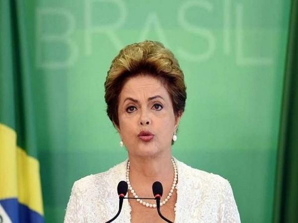 Tổng thống Brazil Dilma Rousseff