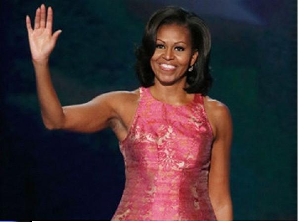 Michelle Obama - Đệ nhất phu nhân tổng thống Mỹ