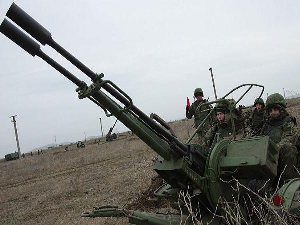 Tổ hợp pháo phòng không ZU-23-2