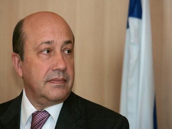 Cựu Ngoại trưởng Nga Igor Ivanov
