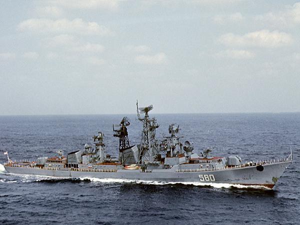 Tàu hộ tống Steregushchy của Nga